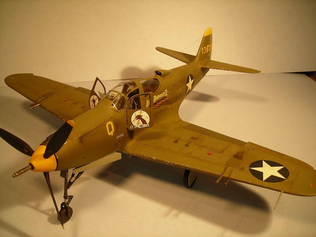 """Bell P-39D """"Airacobra"""""""