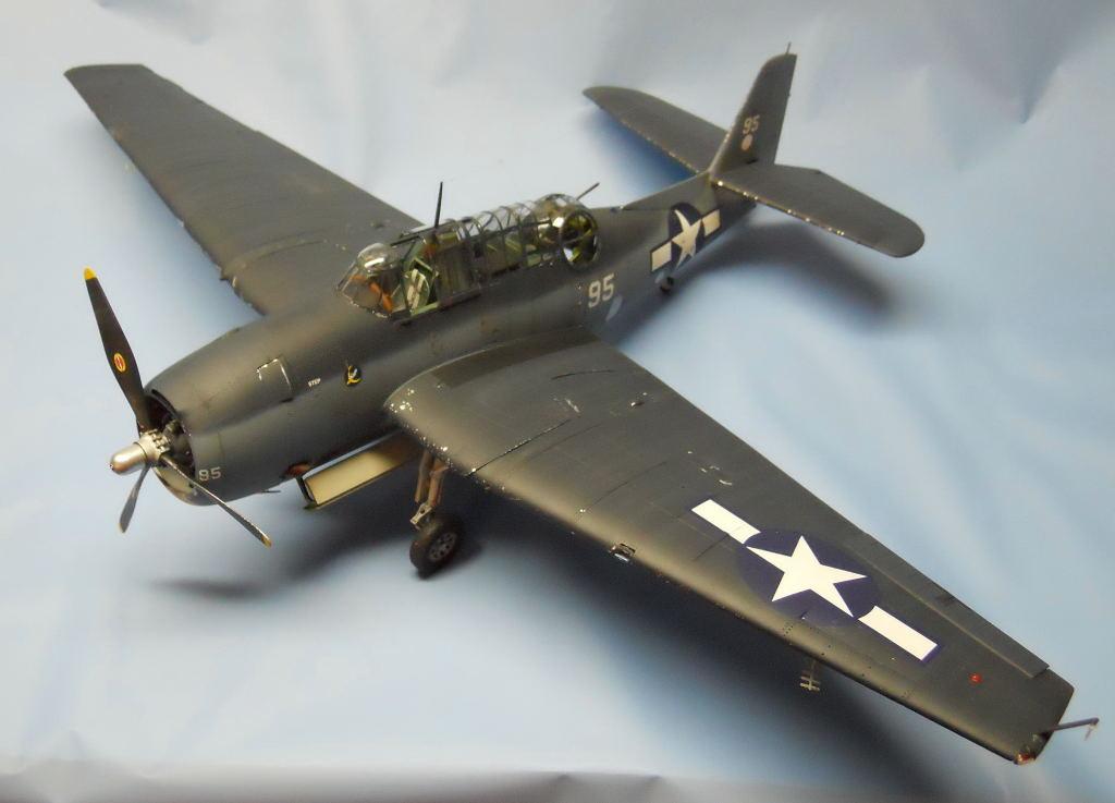 "Grumman TBF-1C ""Avenger"""